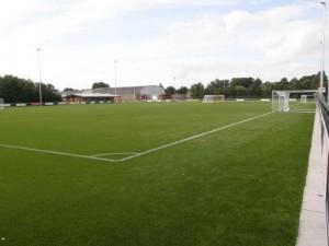 Voetbalveld VV Workum